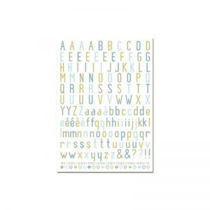 Transfer Alfabet tonalitat freda - ROC08
