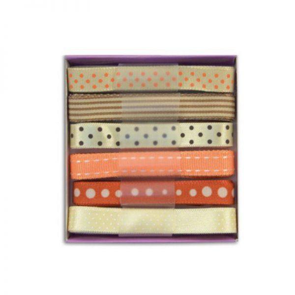 Cintes vainilla/taronja -RU102
