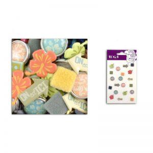 Brads Fleurs&bonbons -AE90