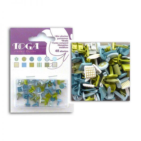 Mini enquadernadors colors fred -AE93