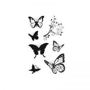 Segells papallones -TPE32
