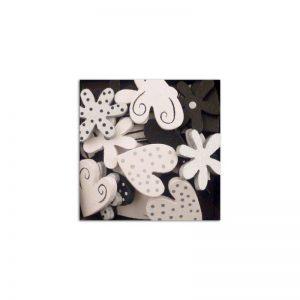 Fusta cors negre/blanc -UAMB90