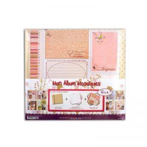 Kit Mon album Mosaique -KT51