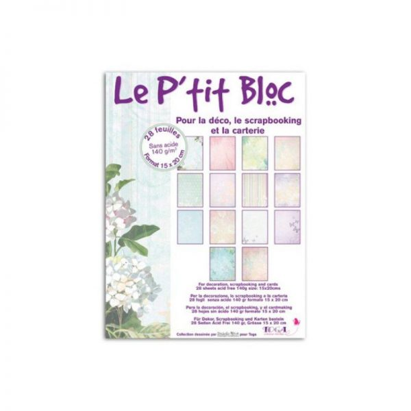 P'tit Bloc Promenade bucolique -PB62