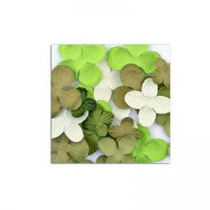 Flors verdes -AA22