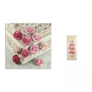 Flors Prima floret rosie rose -548131