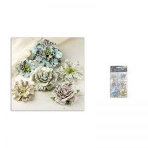 Flors Prima Jardniere pixie glen bleu/gris -552602