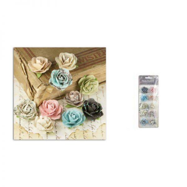 Flors Prima coventry rose pixie glen -553319