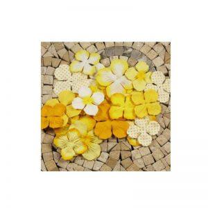 Flors groc -301040