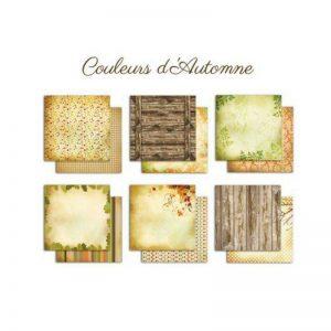 Col·lecció Couleurs d'Automme -PS107