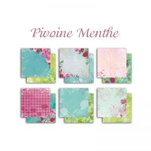 Col·lecció Pivoine Menthe -PS102