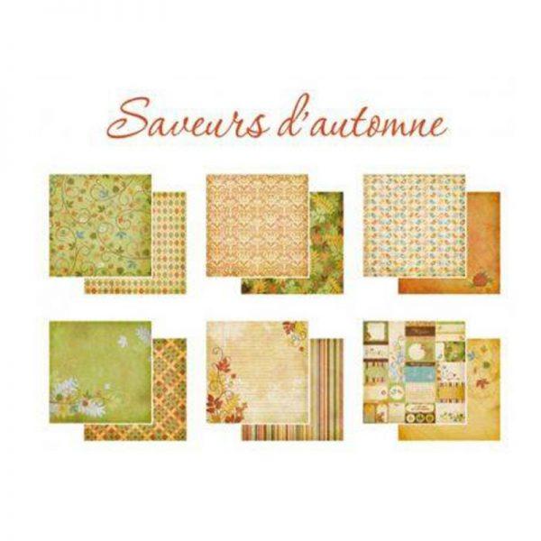 Col·lecció Saveurs d'automne -PS51