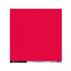Cartolina texturitzada vermella - PE04