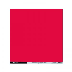 Cartolina texturitzada vermella- PE05