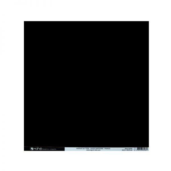 Cartolina texturitzada negra- PE01