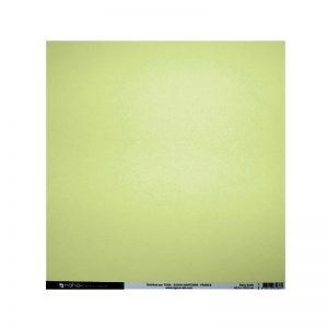 Cartolina texturitzada verd molsa- PE44
