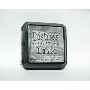 Distress Embossing - TIM21643