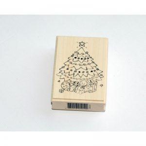 Segell arbre joguines - G01212