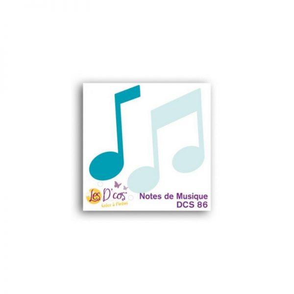 D'co Nota Musical DCS86