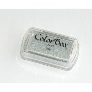 Tinta ColorBox Mini Silver 17392