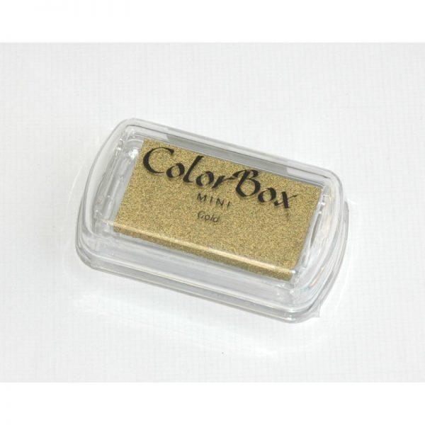 Tinta ColorBox Mini Gold 17391