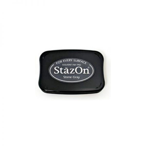 Tinta Stazon Stone Grey TSK18