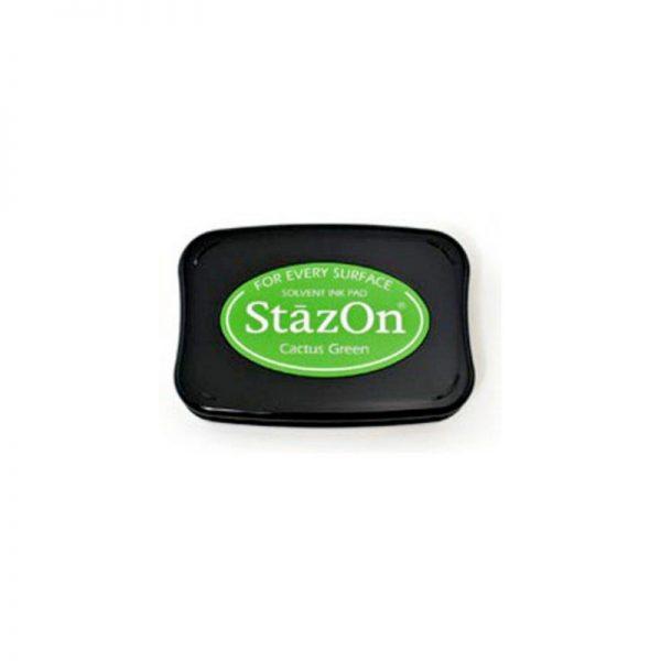 Tinta Stazon Cactus Green TSK25