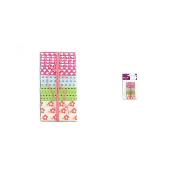 Cintes rosa/verd - RU48