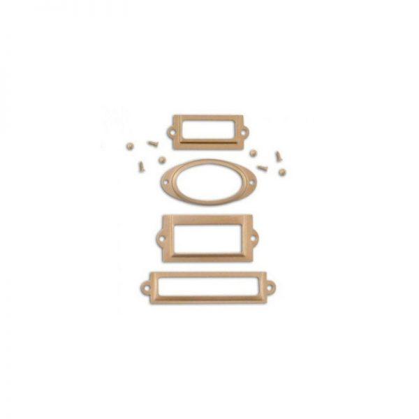 Porta etiquetes - QC18