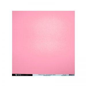 Cartolina texturitzada rosa pàlid - PE218