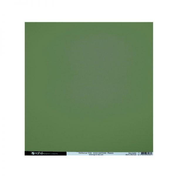 Cartolina texturitzada verd avet - PE239