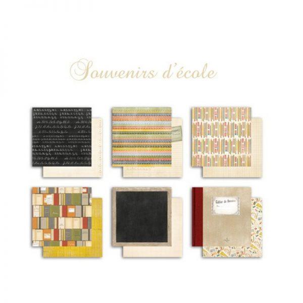 Col·lecció Souvenirs d'Ecole - PS116