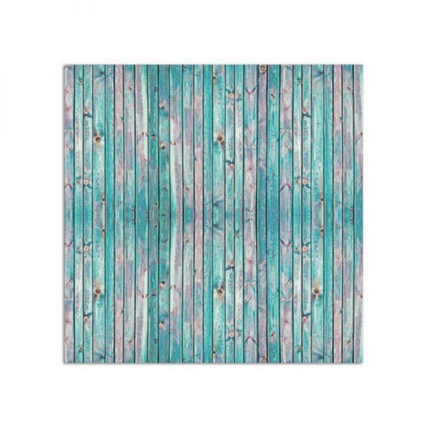 Paper Bois et matiere - Lasure blue - PUL017