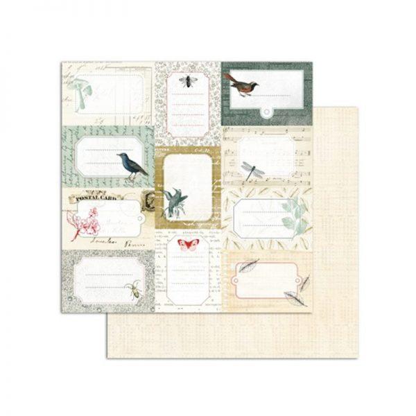 Paper Cabinet des curiosites 4 - PIL44