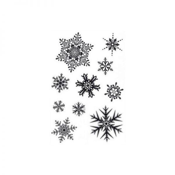 Segell Etoiles d'hiver - TPE34