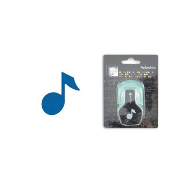 Troquelador Mini Nota Musical -OPXA16