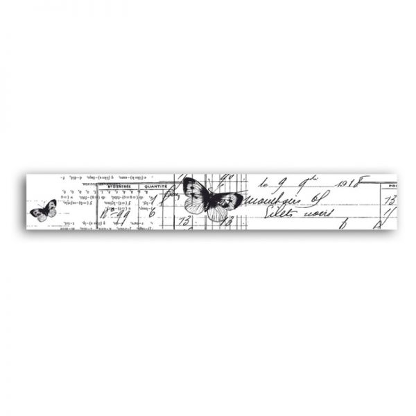 Masking Tape Cabinet des curiosites - MT16