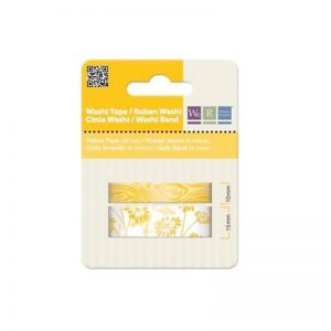 Washi Tape Yellow - 42200-6