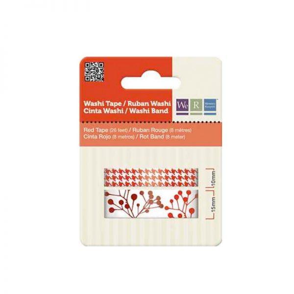 Washi Tape Red - 42198-6